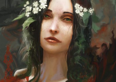 """Portrait Printanier"""